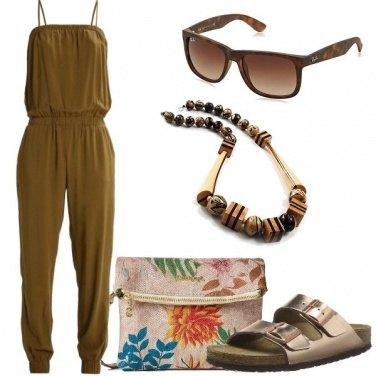 Outfit Colori naturali