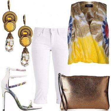 Outfit Sandali che passione