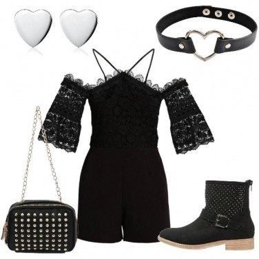 Outfit Un po\' romantica, un po\' rock
