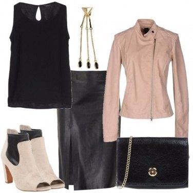 Outfit I boots spuntati
