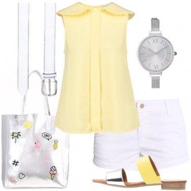 Outfit La camicetta
