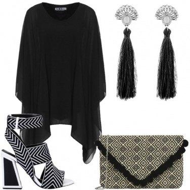 Outfit Le ali a pipistrello