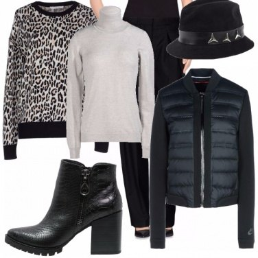 Outfit A strati