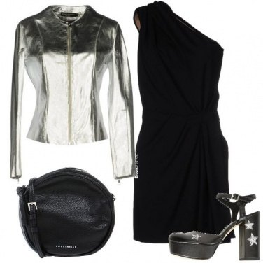 Outfit Venere rock