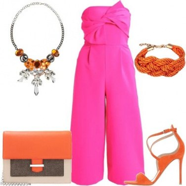 Outfit Super colore