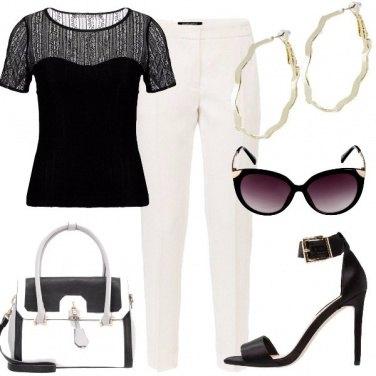 Outfit Dettagli d\'oro