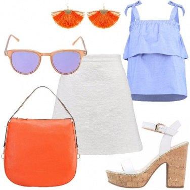 Outfit Incursione di colore