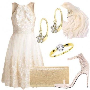 Outfit Una donna d\'oro