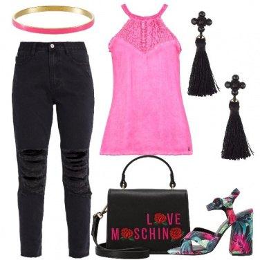 Outfit Il sandalo trendy