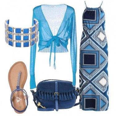 Outfit Come il mare