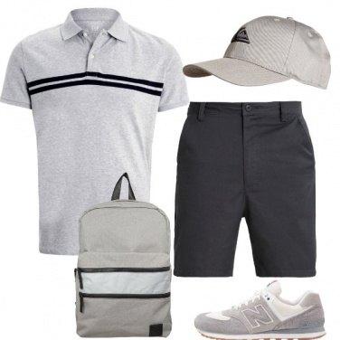 Outfit Tutto nello zaino