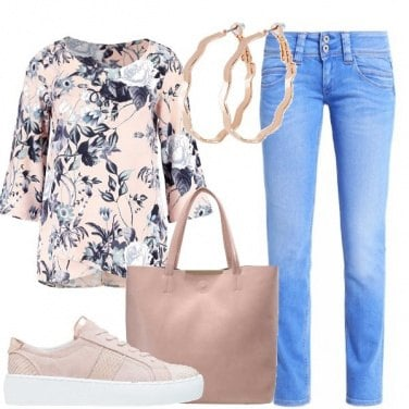 Outfit Delicate sneakers