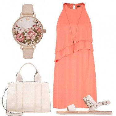Outfit Colori tenui e belli