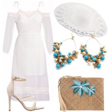Outfit Glamour per il party
