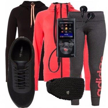 Outfit Jogging con il freddo