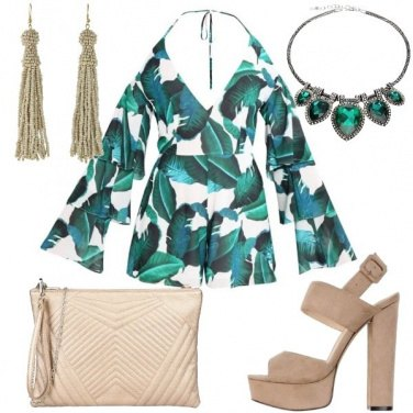 Outfit Playsuit fantasia