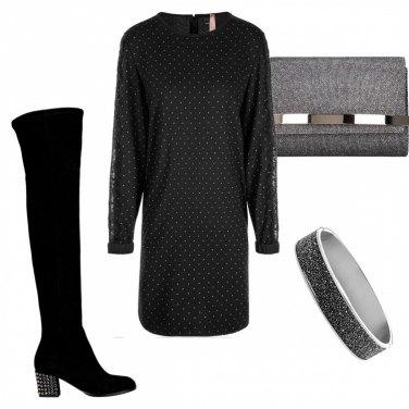 Come abbinare il bangle grigio: 63 Outfit Donna   Inverno