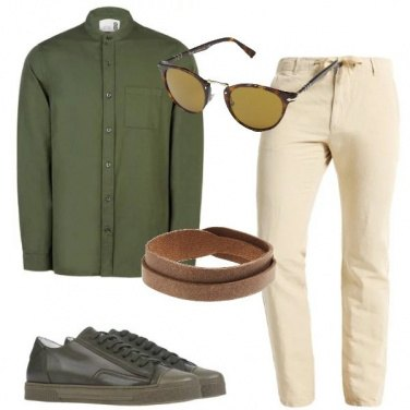 Outfit Ispirazione Sahara