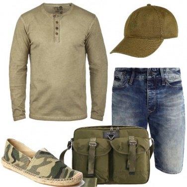 Outfit Tracolla per il tempo libero