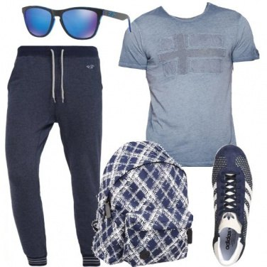 Outfit Rientro in palestra