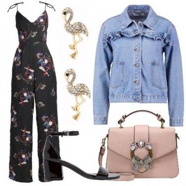 Outfit Jumpsuit fantasia