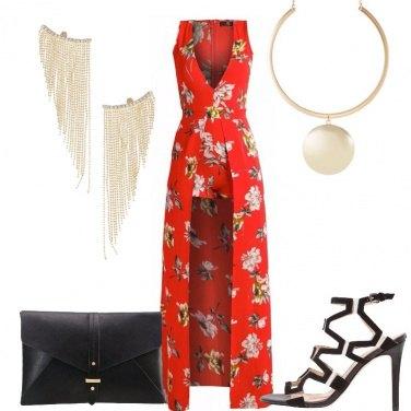 Outfit Playsuit per una serata