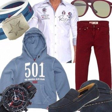 Outfit Domenica Sportiva