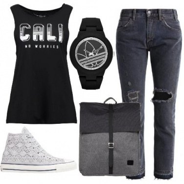 Outfit Stile urban