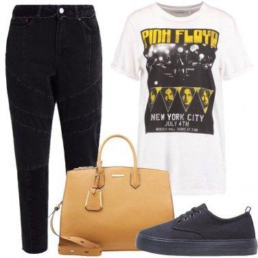 Outfit Musica in città