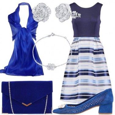 Outfit Ad ogni modo blu