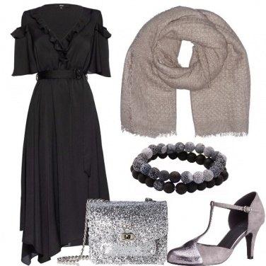 Outfit Ispirazione flamenco