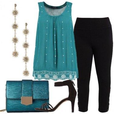 Outfit La tracollina verde