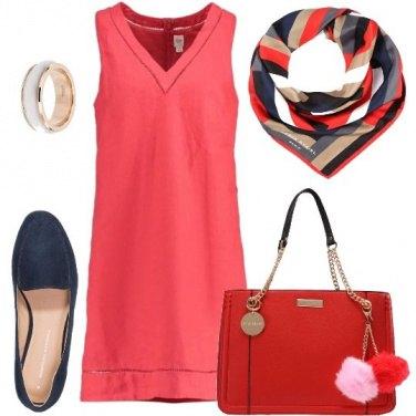 Outfit Lino colorato