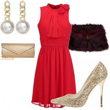 Outfit Colori di festa