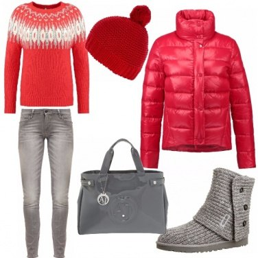 Outfit Il maglione delle feste