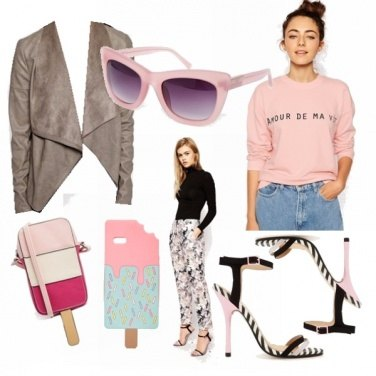 Outfit Rosa!