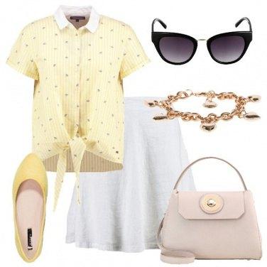 Outfit Delizioso bon ton