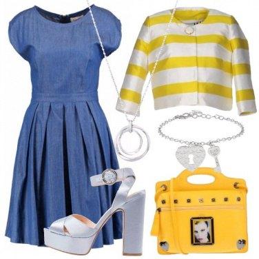 Outfit La classe del denim