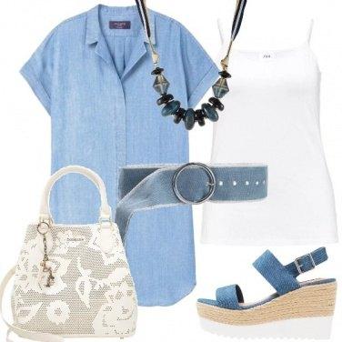 Outfit La chemisier freschissima
