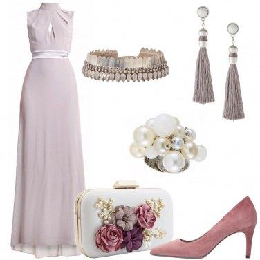 Outfit Pochette floreale