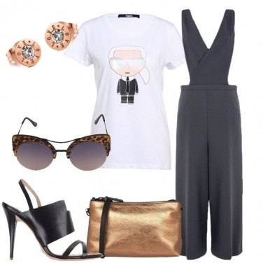 Outfit T-shirt trendy