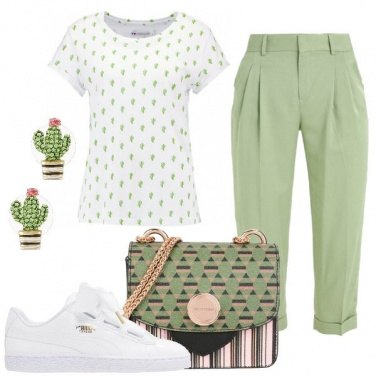 Outfit Cactus mania
