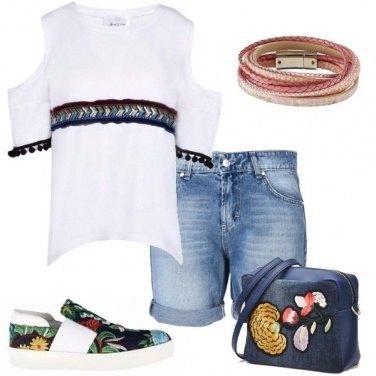 Outfit Il ricamo