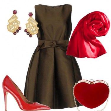 Outfit Una borsa a cuore
