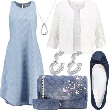 Outfit Romantica denim