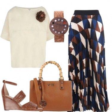 Outfit L\'orologio in legno