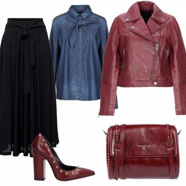 nuove foto nuovo prodotto arrivato Come abbinare la camicia jeans monopetto blu: 40 Outfit Donna ...