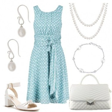 Outfit Perle e pois