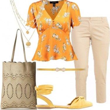 Outfit Il pantalone chino