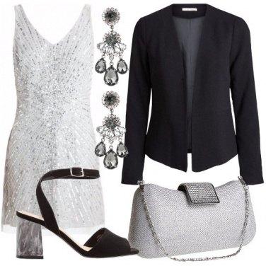 Outfit Elegante e splendente